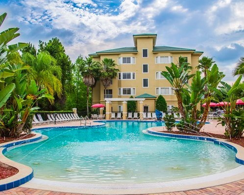 Silverlake Resort Kissimmee, FL pool