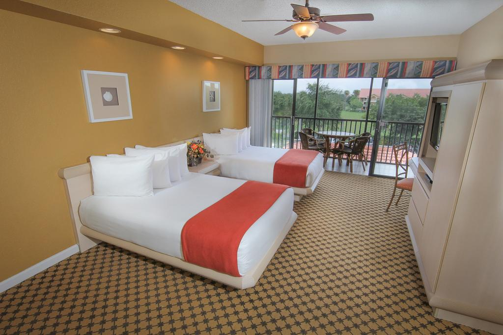 WESTGATE TOWERS Orlando, FL bedroom