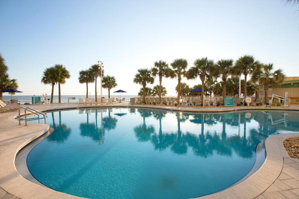 Wyndham Ocean Walk Daytona Beach Fl Pool