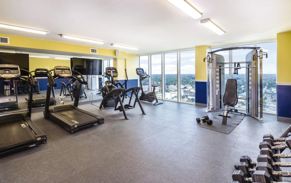 Wyndham Vacation Resorts Towers on the Grove Myrtle Beach, SC fitness center 2