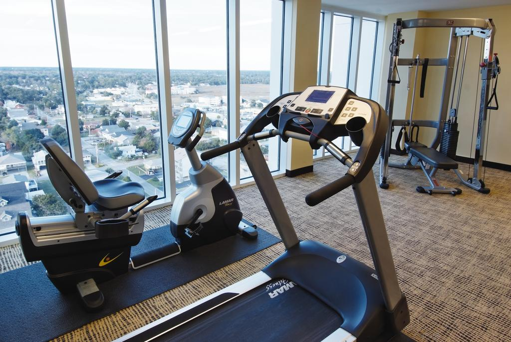 Wyndham Vacation Resorts Towers on the Grove Myrtle Beach, SC fitness center