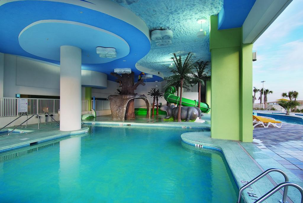Wyndham Vacation Resorts Towers on the Grove Myrtle Beach, SC kids pool