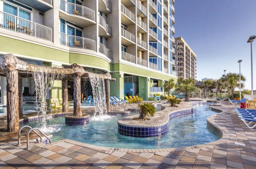 Wyndham Towers On The Grove Myrtle Beach Sc