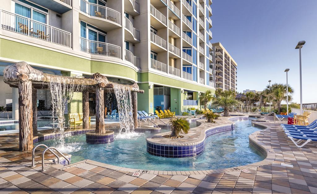 Wyndham Vacation Resorts Towers on the Grove Myrtle Beach, SC pool