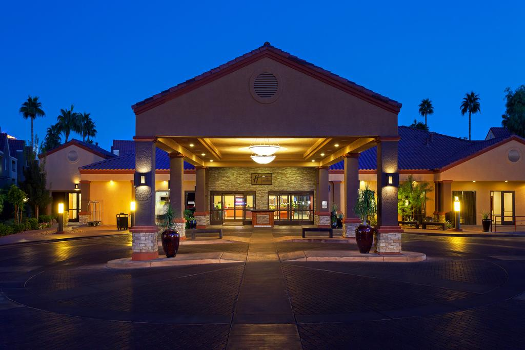 Holiday Inn Club Vacations at Desert Club Resort Front