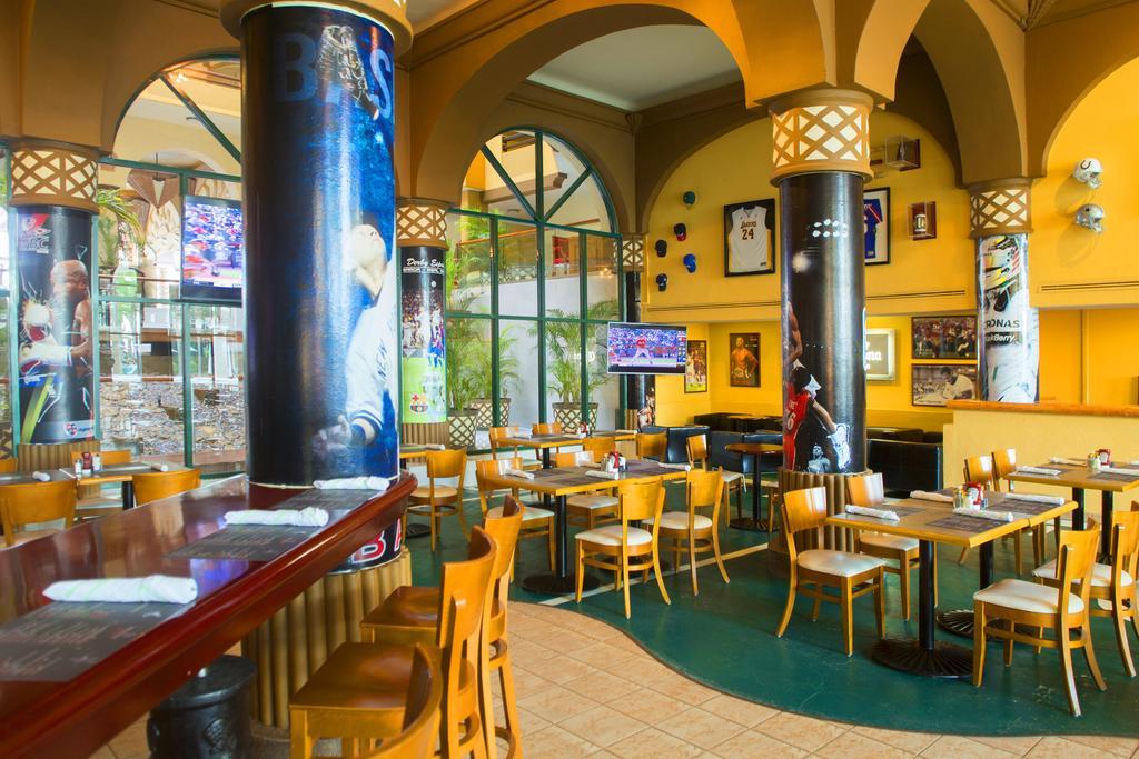 Villa del Palmar Beach Resort & Spa Bar