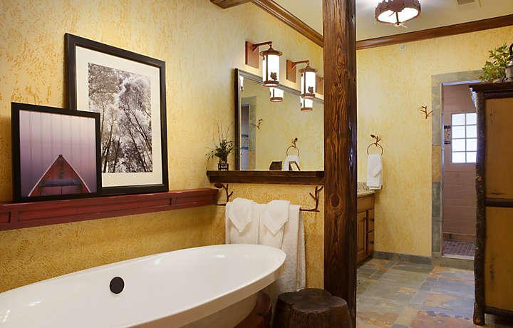 Wilderness Club At Big Cedar, Ridgedal MO bathroom