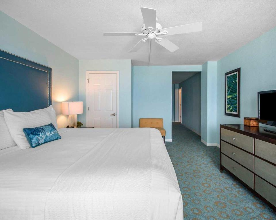 Bluegreen Vacations Daytona Seabreeze, Daytona FL bedroom 2
