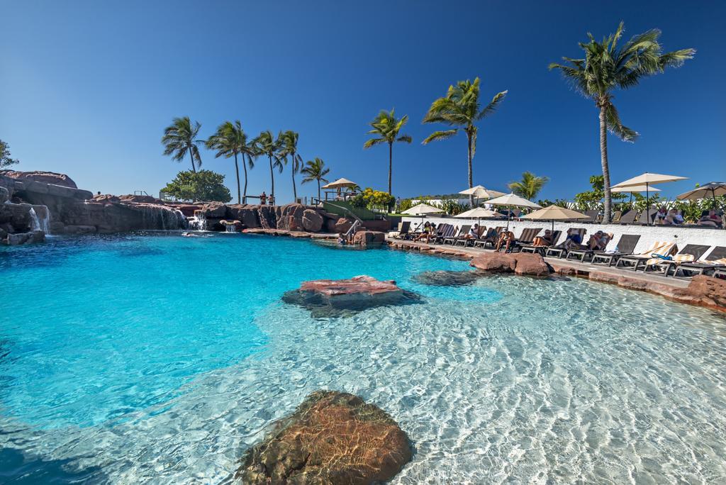 El Cid El Moro Beach Mexico pool2