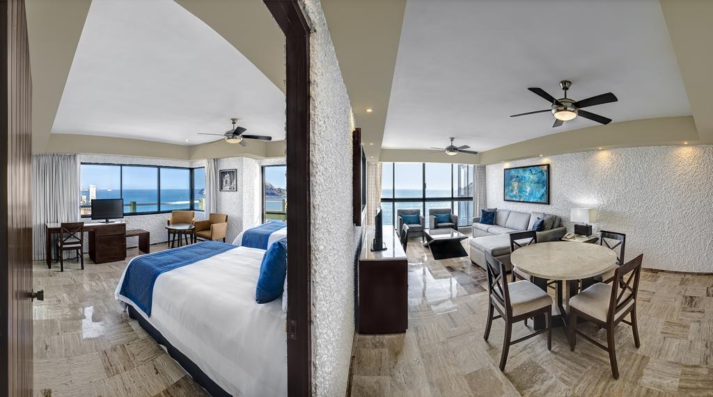 El Cid El Moro Beach Mexico suite