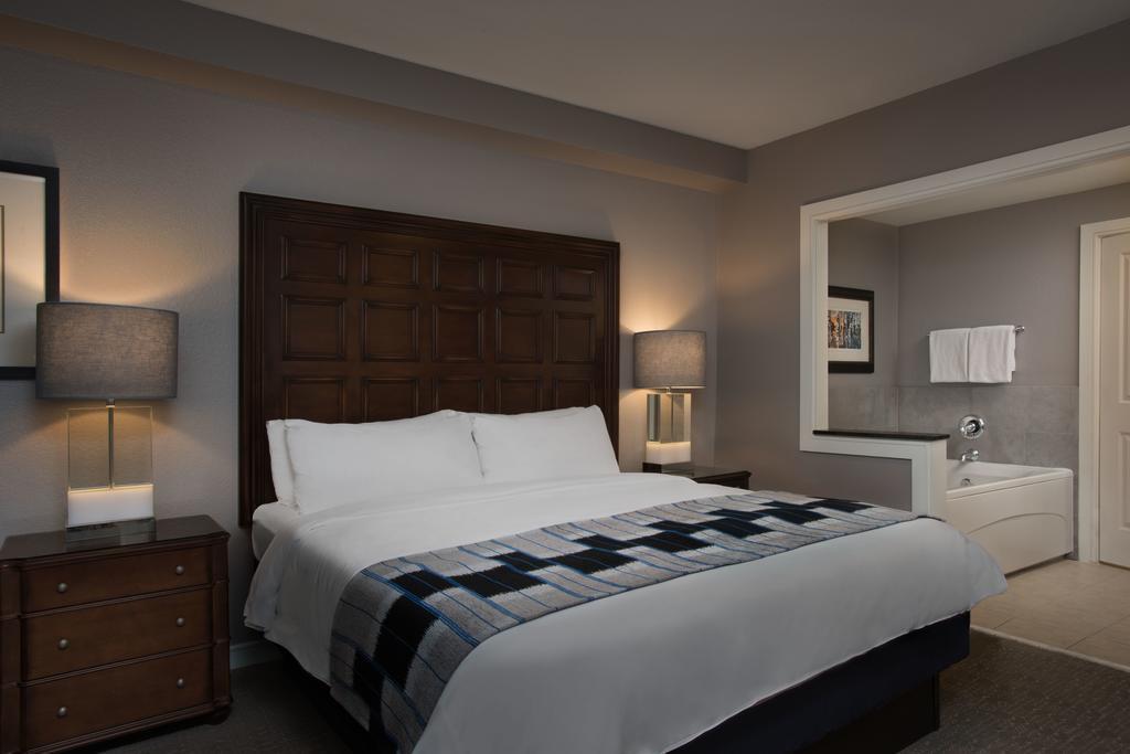Marriott's MountainSide Park City, UT bedroom