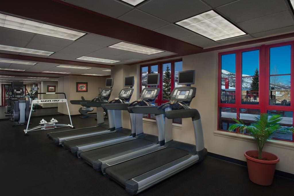 Marriott's MountainSide Park City, UT fitness center