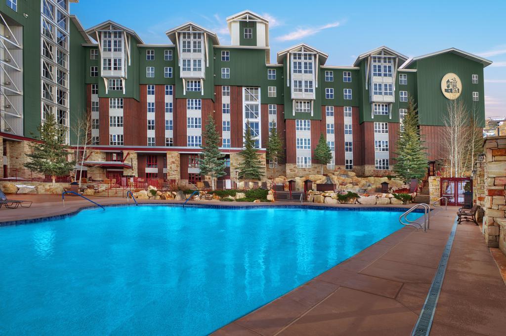 Marriott's MountainSide Park City, UT pool