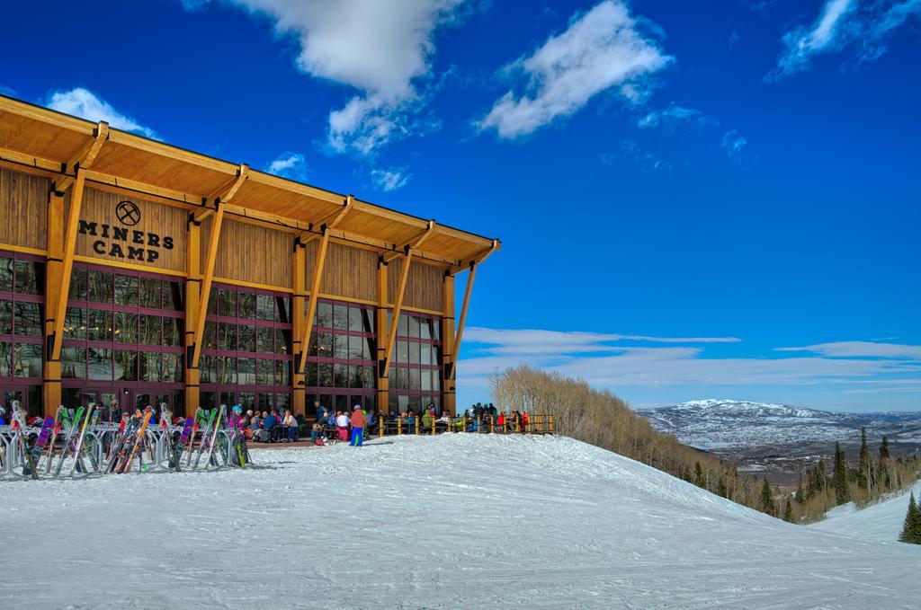 Marriott's MountainSide Park City, UT ski lodge
